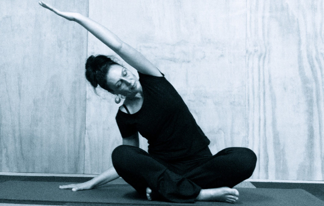 How to practice yoga everyday in ten minutes or less in ten easy steps